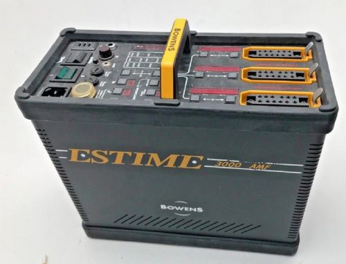 Bowen's ,Traveller, Estime AMF 3000 3K multi voltage studio pack